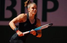 Hasil Prancis Terbuka, Maria Sakkari Rontokkan Runner-up Sofia Kenin