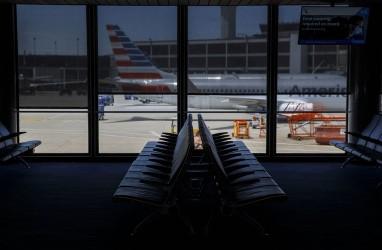 Maskapai Inggris dan AS Tuntut Pembukaan Jalur Penerbangan Trans Atlantik