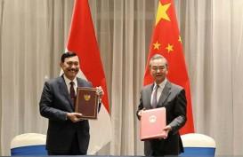 Luhut Temui Menlu China Wang Yi, Apa Hasilnya?