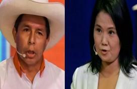Pilpres Peru 2021: Selisih Suara Tipis, Castillo Hampir Pasti Jadi Presiden