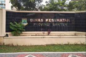Pendaftar Jabatan di Dinkes Banten Membludak, Pendaftaran…