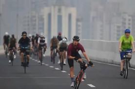 Polemik Road Bike, Wagub DKI Klaim Tidak Diskriminatif