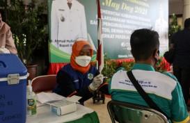 Vaksinasi Covid-19 di Zona Merah Jateng Dipercepat