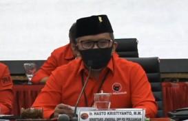 Hasto Sebut PDIP Bangga Megawati Terima Gelar Profesor Kehormatan