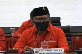Hasto Sebut PDIP Bangga Megawati Terima Gelar Profesor…