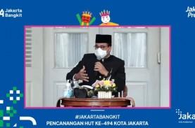 PPDB DKI 2021 Kacau, PSI:Anies Jangan Sibuk Mikirin…