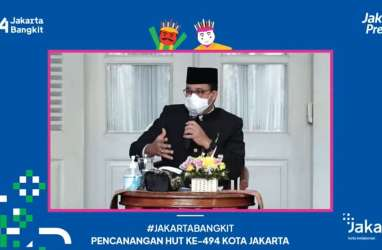 PPDB DKI 2021 Kacau, PSI:Anies Jangan Sibuk Mikirin Capres 2024!