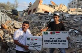 NU Care-Lazisnu Salurkan Bantuan dari Indonesia untuk Palestina