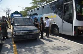 Warga dari Arah Madura Wajib Tes Usap Sebelum Masuk Surabaya