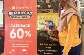Hadir di Surabaya, Program ShopeePay Semangat Usaha…