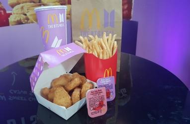 McDonalds Keluarkan Menu Spesial BTS Meal, Besok