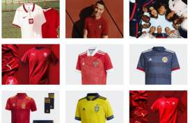 Serba-Serbi Jersey Tim Piala Euro 2020, Mana Warna Pembawa Hoki?