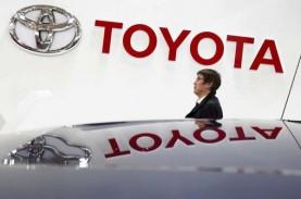 Januari–Mei 2021, Penjualan Ritel Toyota Tembus 100.000…