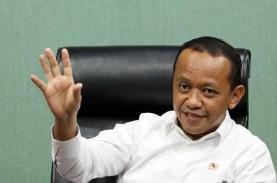 Anggaran BKPM Turun Setelah Jadi Kementerian, Bahlil…