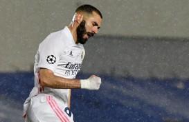 Ancelotti Berharap Statistik Gol Benzema di Madrid Bisa Seperti Ronaldo