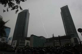 Cuaca DKI Jakarta 9 Juni, BMKG: Waspada Hujan dan…