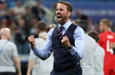 Jelang Euro 2020, Southgate Sebut Pemain Inggris Tetap Berlutut