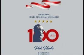 100 Tahun Soeharto, Titiek: Bapak Sedih kalau Melihat…