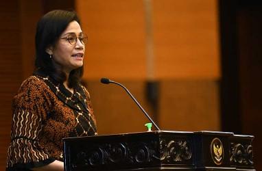 Sri Mulyani Bilang Kelola APBN 2022 Ibarat Mengemudi Kapal di Tengah Ombak Besar
