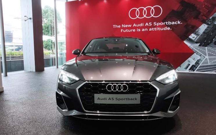 New Audi A5. - istimewa