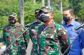 Pangdam Diponegoro Soroti Kekurangan Penanganan Covid-19…