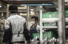 Inflasi Pabrik China Cetak Rekor Tertinggi sejak 2008,…