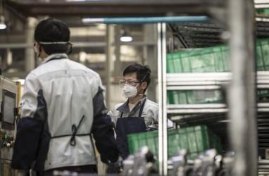 Inflasi Pabrik China Cetak Rekor Tertinggi sejak 2008, Dipicu Booming Komoditas