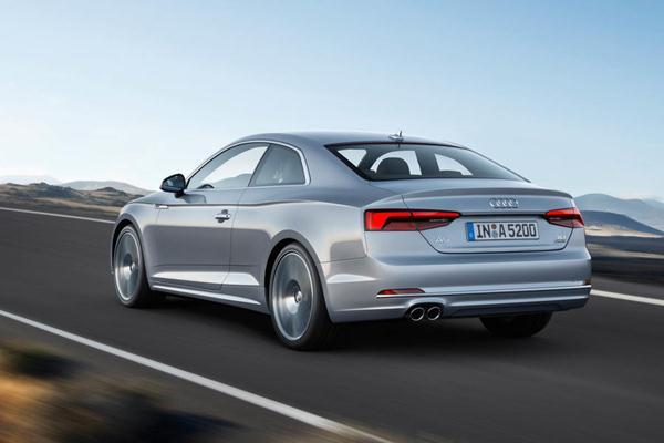 Audi A5 Coupe - Istimewa