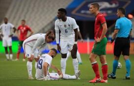 Prancis Terancam Tanpa Karim Benzema di Piala Eropa (Euro 2020)