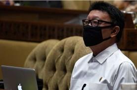 Tjahjo Kumolo Dukung Pimpinan KPK Mangkir dari Panggilan…