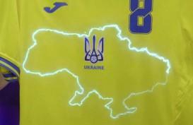 Kasus Jersey Timnas Ukraina, Rusia Protes Resmi ke UEFA