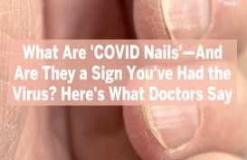 Mengenal Kuku Covid, Efek Samping Setelah Sembuh dari Covid-19