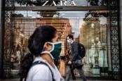 Sebagian Besar Toko Kembali Buka, Pendapatan Zara Lampaui Estimasi