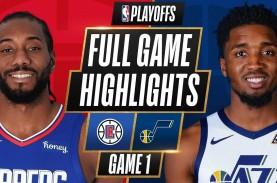 Utah Jazz Buka Keunggulan atas LA Clippers di Play-off…