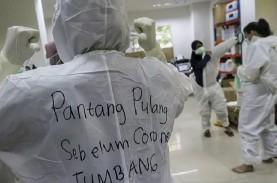 Hari Ini, Kasus Covid-19 DKI Jakarta Tembus 1.371…