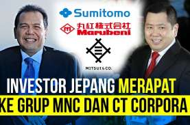 Chairul Tanjung dan Hary Tanoe Curi Hati Investor…