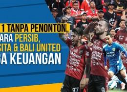 Intip Strategi Bali United, Persib, dan Persita Jaga Performa Keuangan Klub