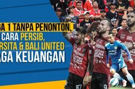 Intip Strategi Bali United, Persib, dan Persita Jaga…