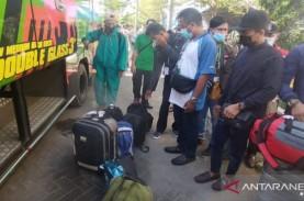 Kepulangan Pekerja Migran, 988 Orang Tiba di Pamekasan