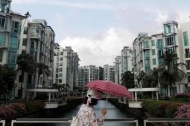 Orang Asing Sedikit ke Singapura, Pasar Kondominum…