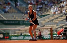 Maria Sakkari Hentikan Juara Bertahan Prancis Terbuka Iga Swiatek