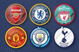 Terlibat Liga Super Eropa, 6 Klub Inggris Didenda…