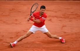 Novak Djokovic Tantang Rafael Nadal di Semifinal Tenis Prancis Terbuka