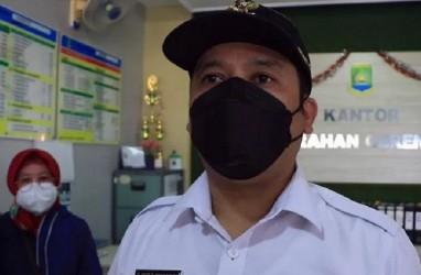 BOR Rumah Sakit Covid-19 di Tangerang 52,54 Persen