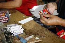 Cukai Rokok Tak Naik pada 2022, Saham Produsen Rokok…