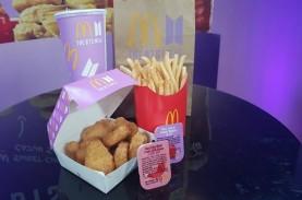 Jangan Berkerumun, BTS Meal McDonalds akan Ada 1 Bulan…