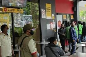 Sempat Disegel karena Picu Kerumunan, Siang Ini McDonald's…