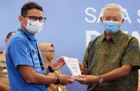 Central Park Buka Sentra Vaksinasi untuk Pelaku Parekraf dan Atlet PON Jakarta