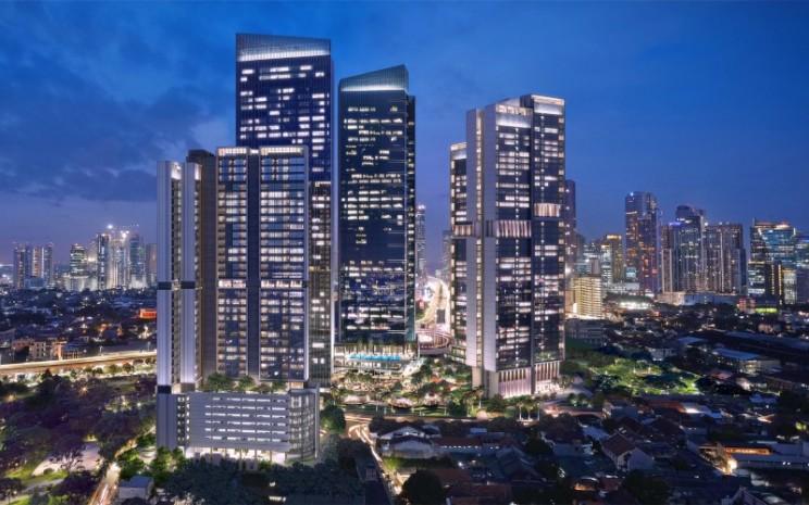 Ciputra World 2, Jakarta. Proyek ini merupakan salah satu besutan proyek mixed use PT Ciputra Development Tbk. - ciputradevelopment.com