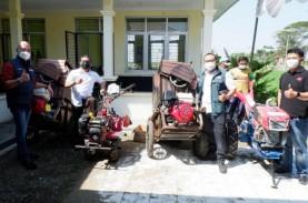MUJ ONWJ Dukung Pengembangan Sektor Pertanian di Indramayu
